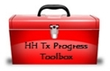 hyperhidrosis treatment progress toolbox